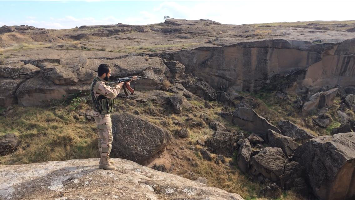 Peshmerga, Asir Hawrami